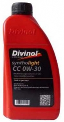 Divinol  - Syntholight CC 0W-30 1l