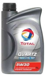Total - Quartz INEO 504 507 5W-30 1L