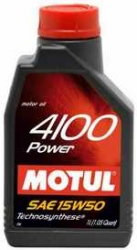 Motul - 4100 Power 15W50 1L