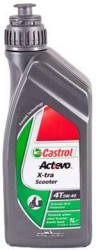 Castrol - Act Evo X-tra Scooter 4T 5W-40 1L