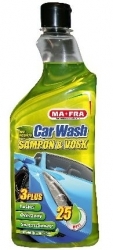 Mafra Car Wash Šampon & Vosk 750 ml