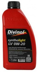 Divinol  - Syntholight LV 0W-20 1L