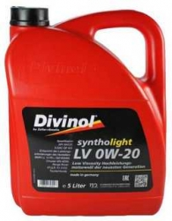 Divinol  - Syntholight LV 0W-20 5L