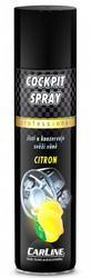 Carline Cockpit Spray citron 400 ml