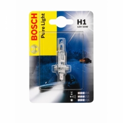 Bosch H1 PURE LIGHT 12V 55W 1ks