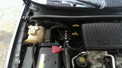 Montáž LPG do vozu Jeep Grand Cherokee 4,7 V8